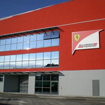 Opifici e Fabbriche - Opifici e Fabbriche in legno Ferrari Auto Spa Sistem Costruzioni