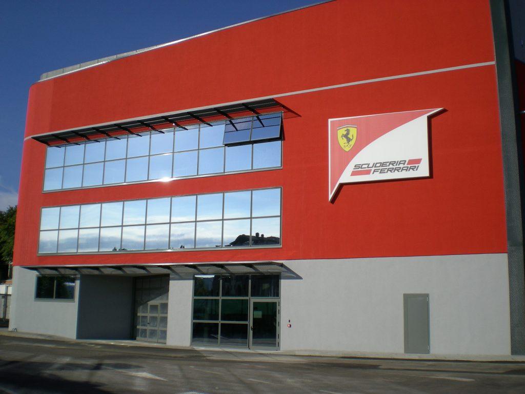 New R&D building