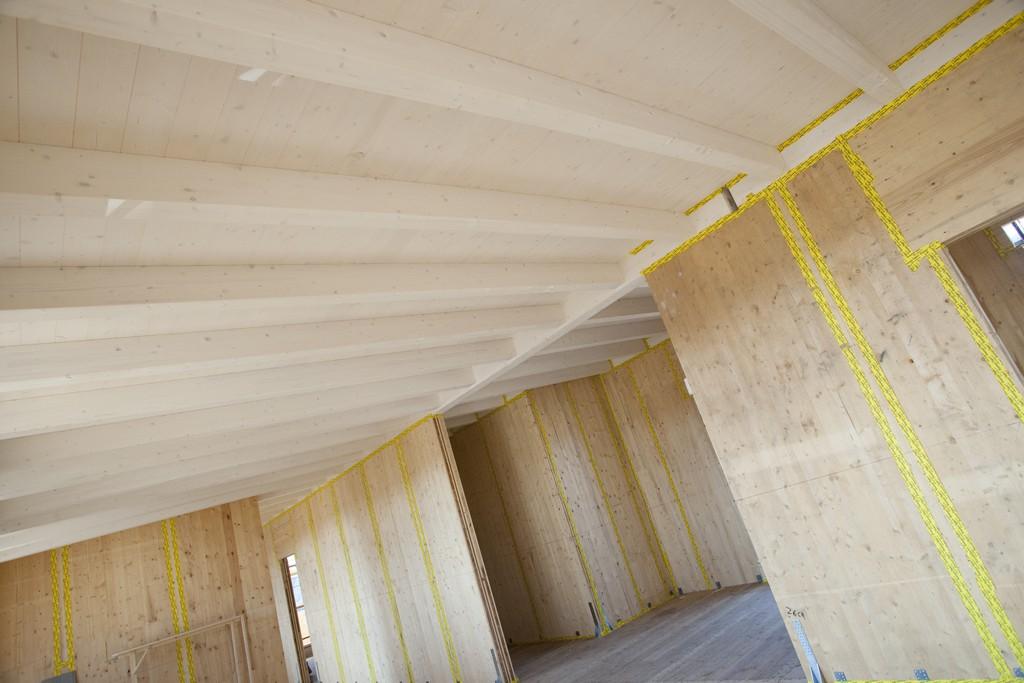 Bloque de viviendas sostenibles multifamiliar Castelnuovo Rangone
