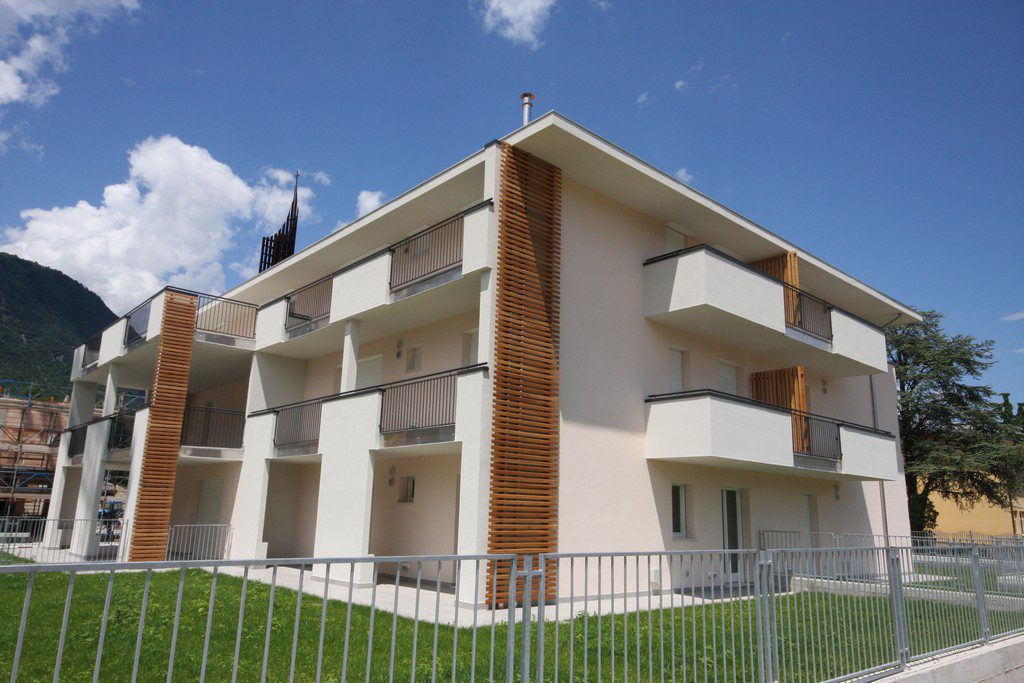 Apartment Buildings in Riva del Garda (Trento, Italy)