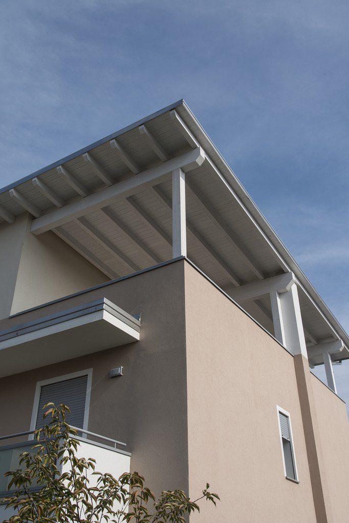 Il Glicine – Residential Complex in Spezzano di Fiorano (Modena, Italy)