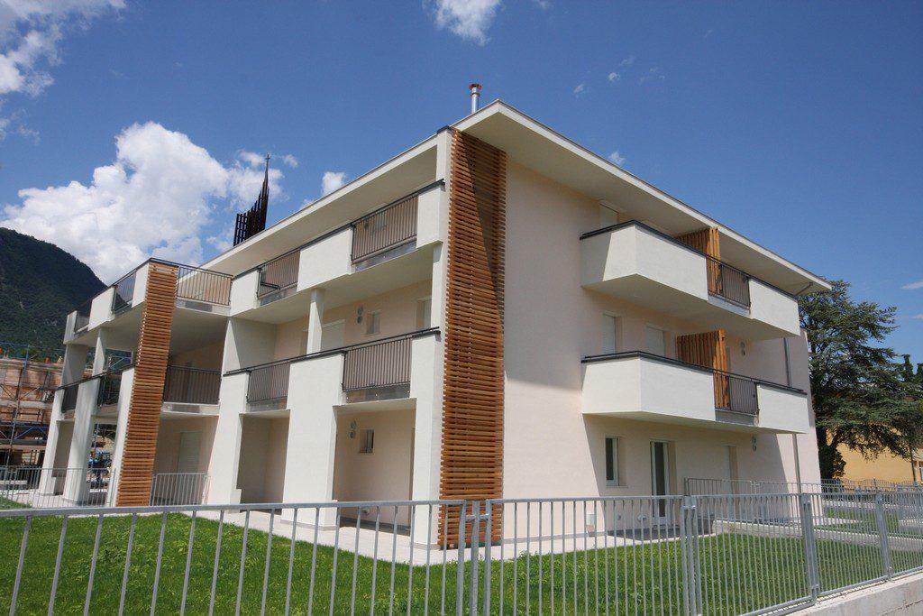 Edificios Residenciales Riva del Garda (Trento)