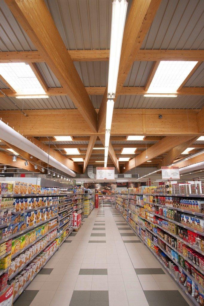 Coop Supermarket, Maranello (Italy)