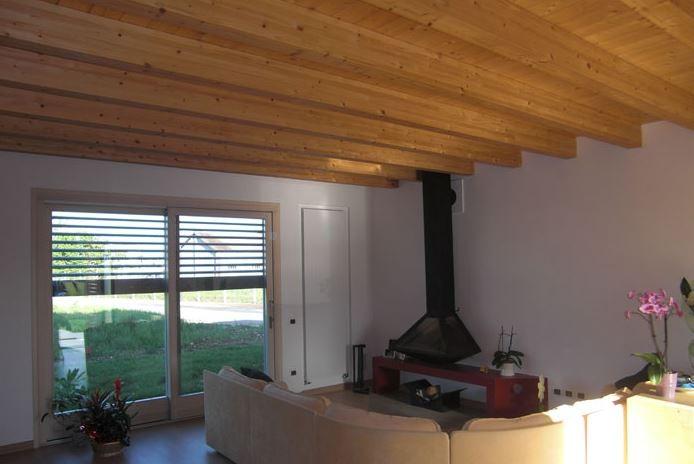 Controsoffitto In Legno Lamellare : Tarli del legno come riconoscere ed eliminare