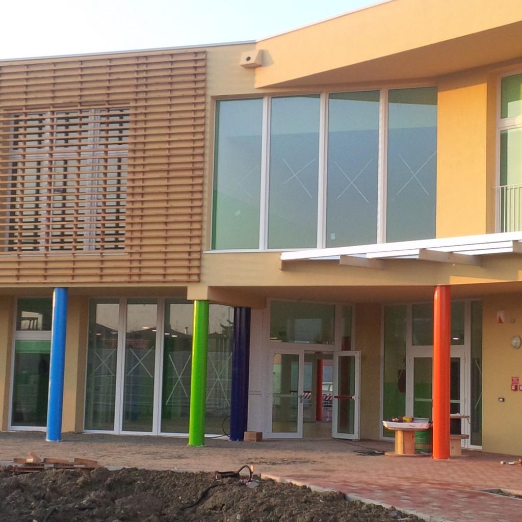 Scuola Villaggio 1° Maggio, Rimini