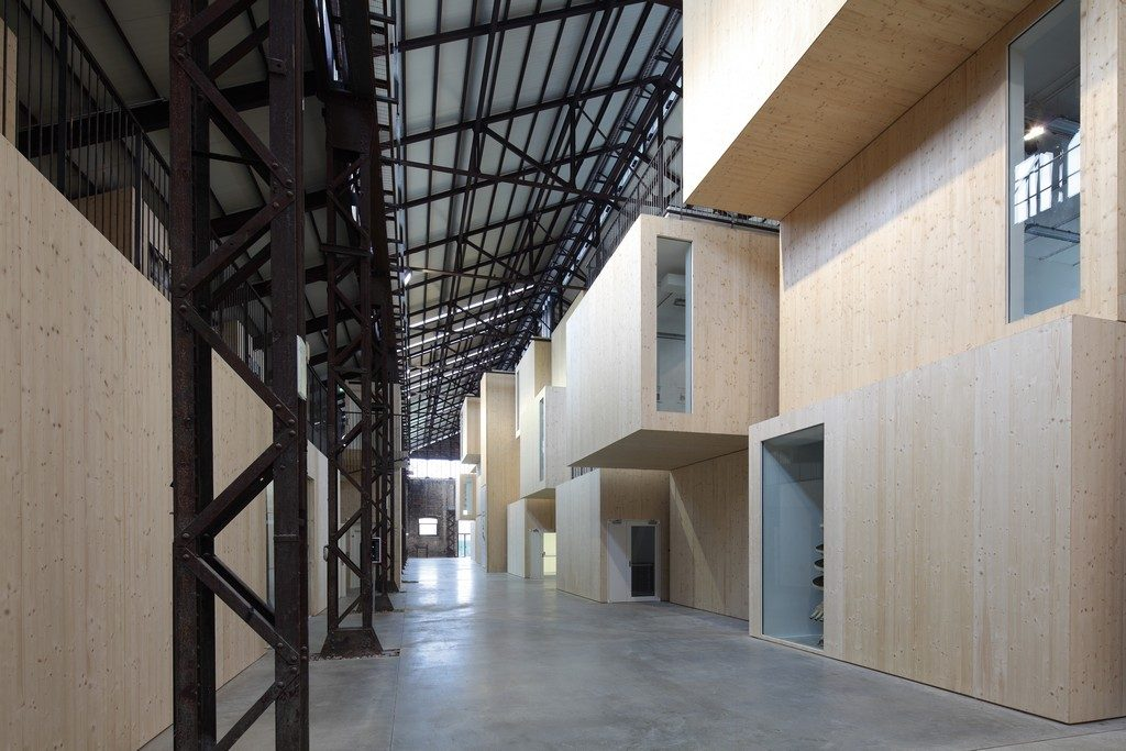 Technology Hub – Scientific research centre, Reggio Emilia (Italy)