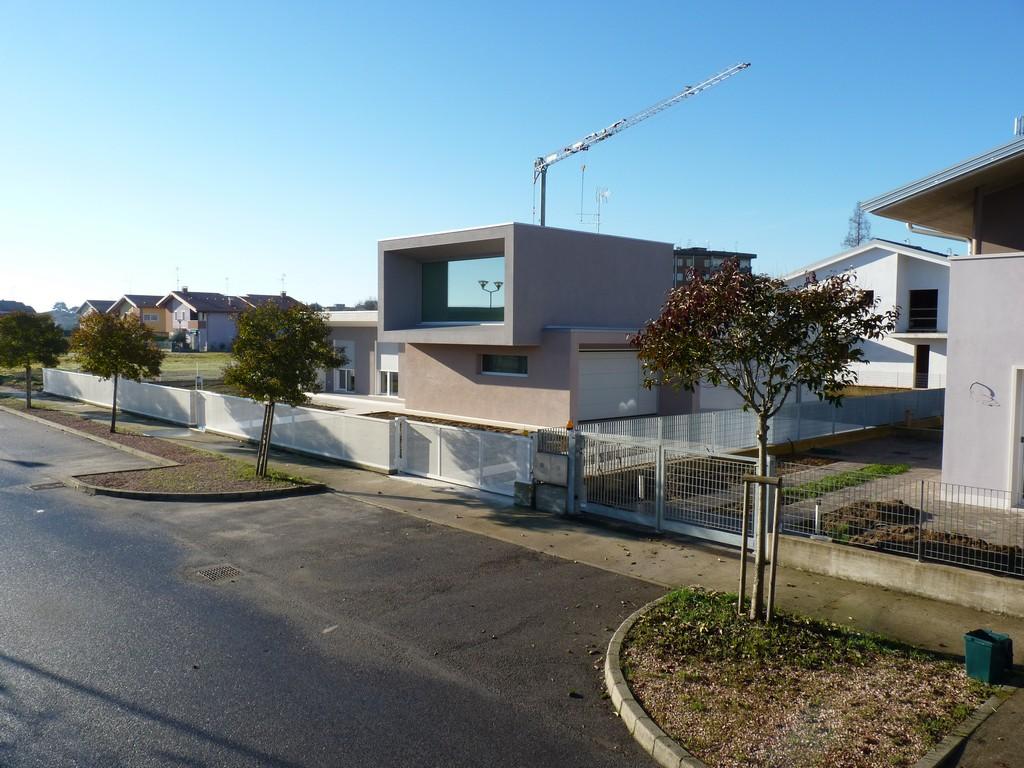 Villa zar a unifamiliare verona sistem costruzioni for Piani casa di gambrel