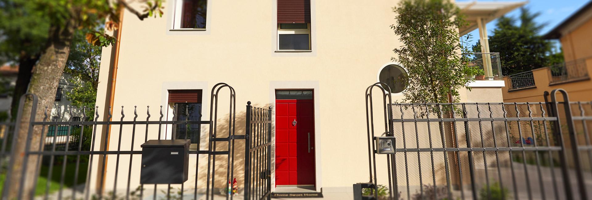 Edifici residenziali sistem costruzioni for Progettazione di edifici residenziali