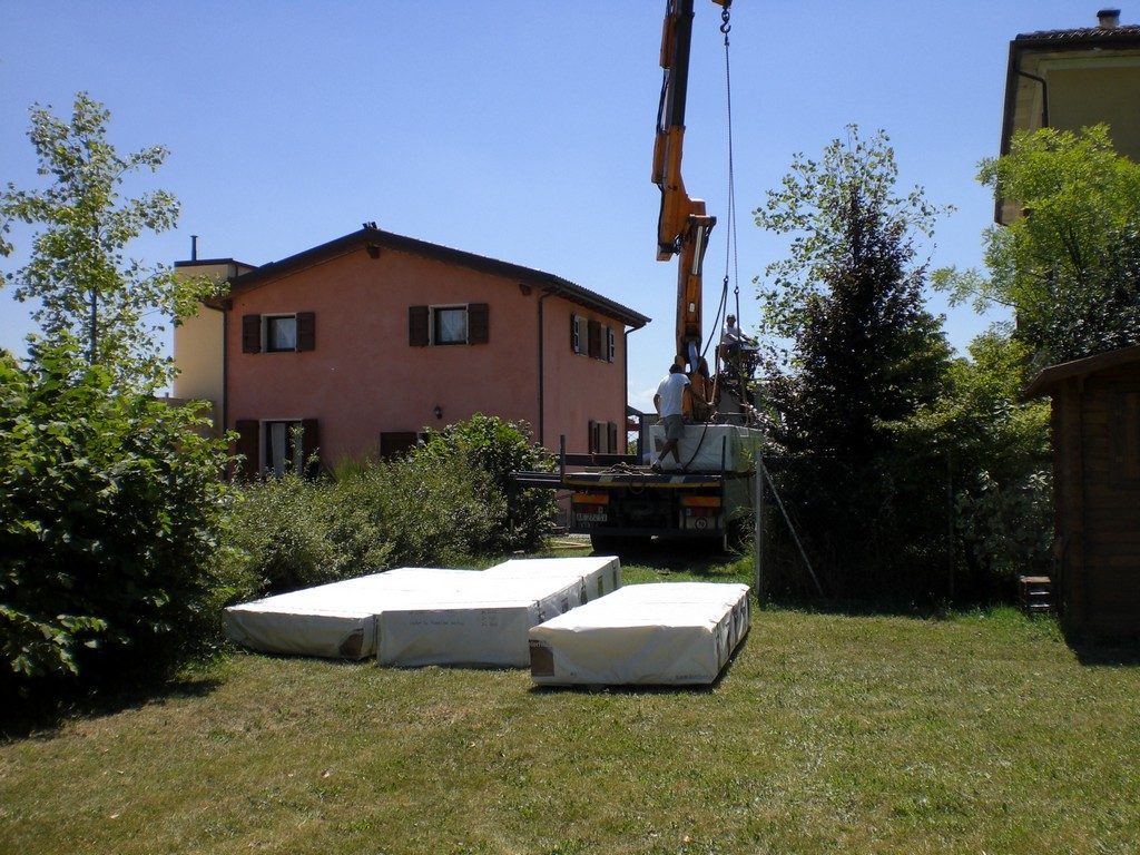 Casa Rosalba – Extension, Modena (Italy)