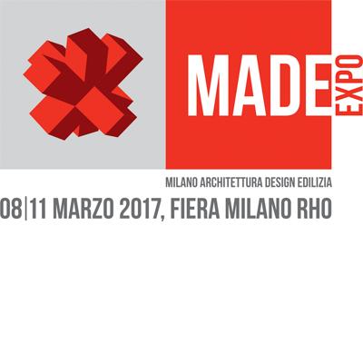 8/11 Marzo – MADE expo 2017