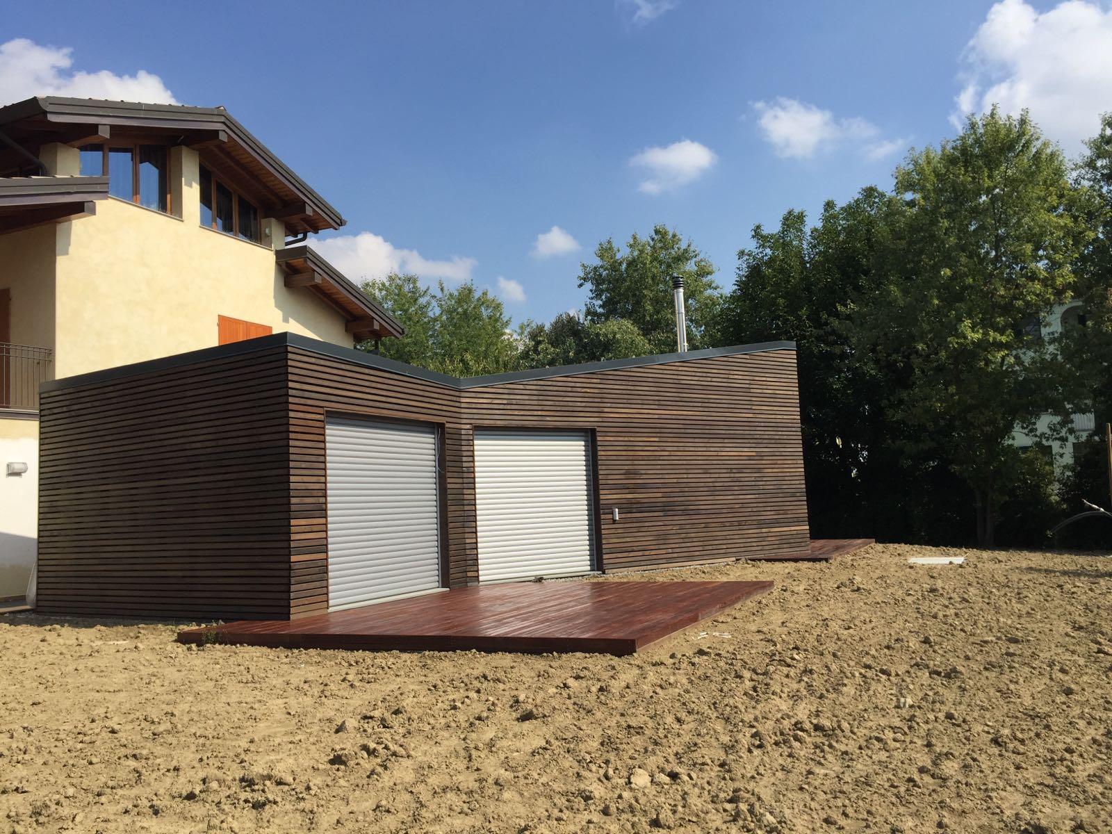 Affordable edilizia sostenibile ampliamento casa in legno with ampliare casa con struttura in - Ampliare casa con struttura in legno ...