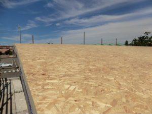 Centro ricreativo in legno ecosostenibile Modena