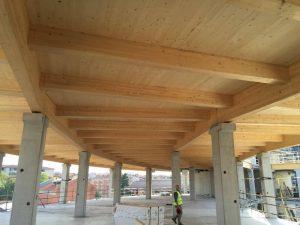 Copertura-legno-lamellare-Hera-Bologna