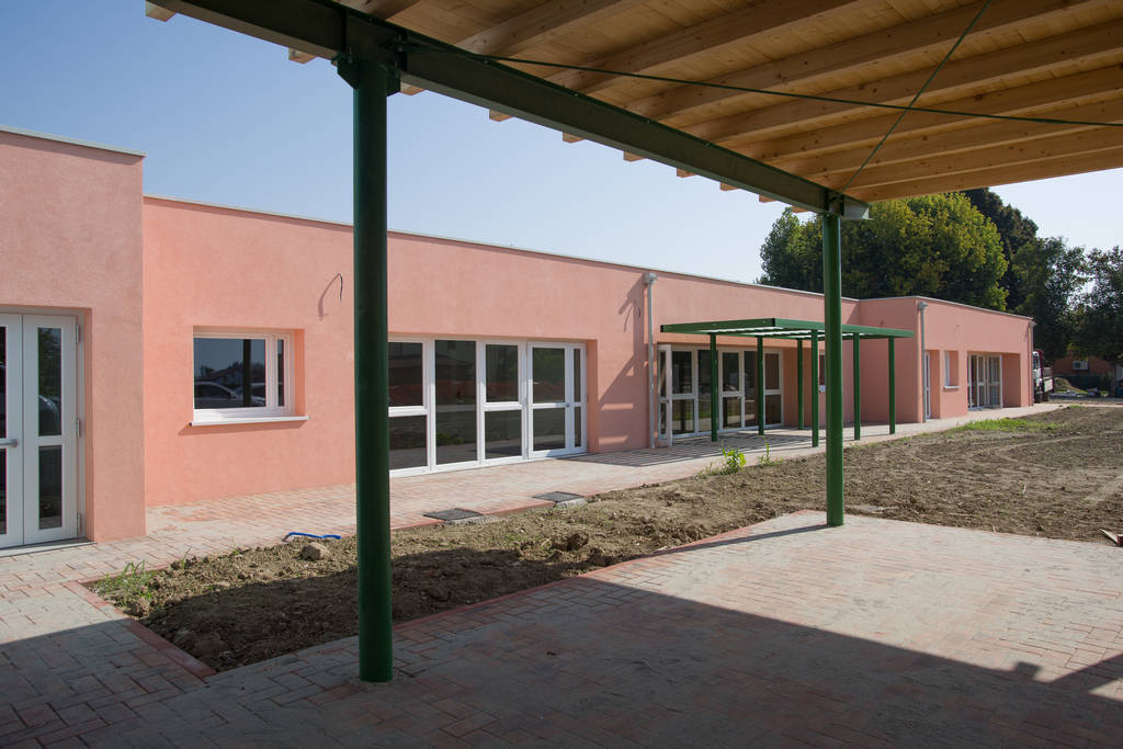 Complejo Escolar – Reno Centese (Ferrara)