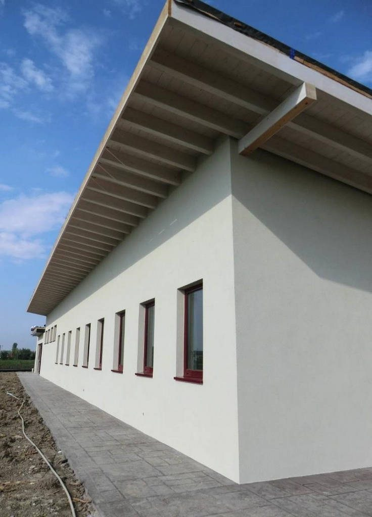 Complesso Scolastico – San Possidonio (Modena)