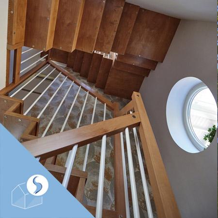 Quali sono i vantaggi di una casa in legno?