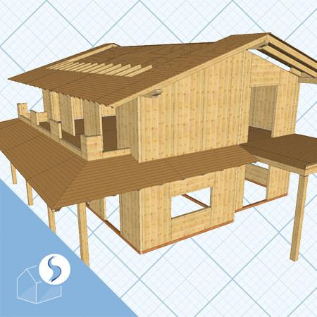 Come progettare una casa in legno?