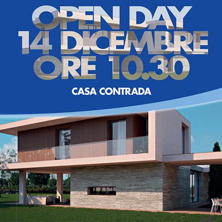 Open Day 14 Dicembre – Casa Contrada