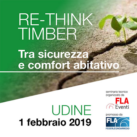Re-Think Timber – Tra sicurezza e comfort abitativo