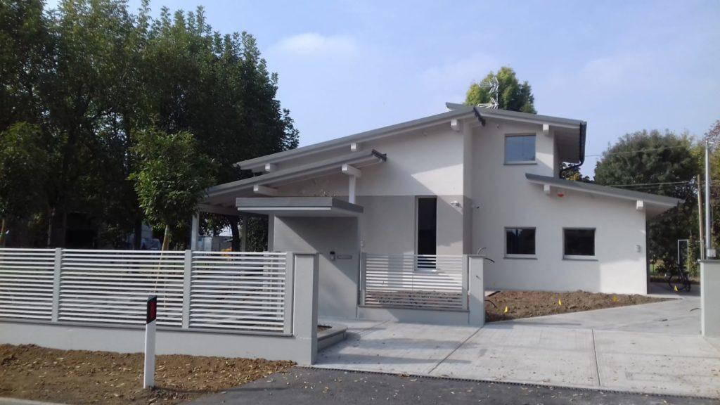 Casa privata – Gaggio (Modena)