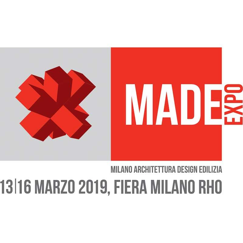 Made Expo 2019 13-16 Marzo Milano