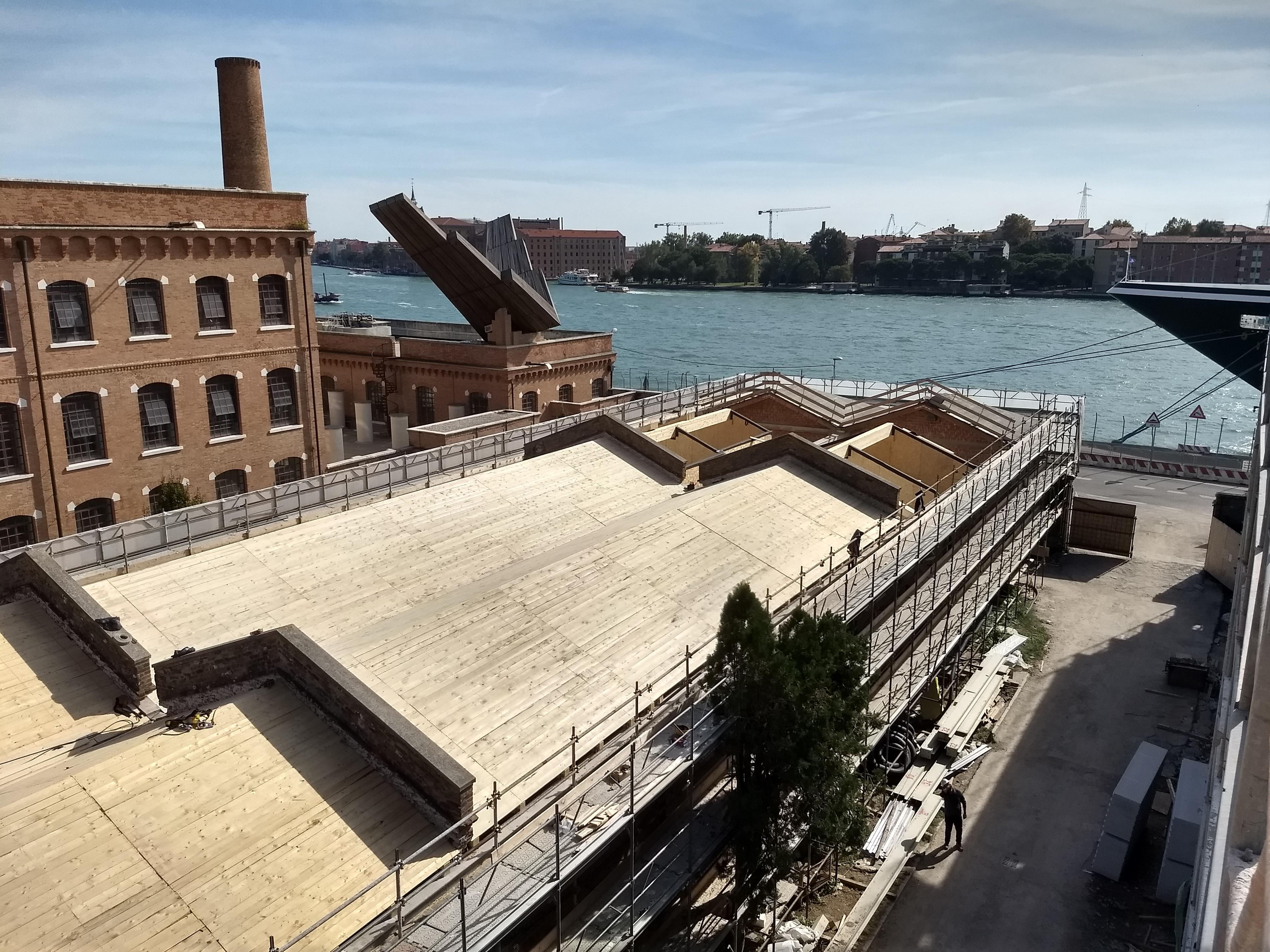 Residencia de estudiantes de la Universidad Ca' Foscari de Venecia