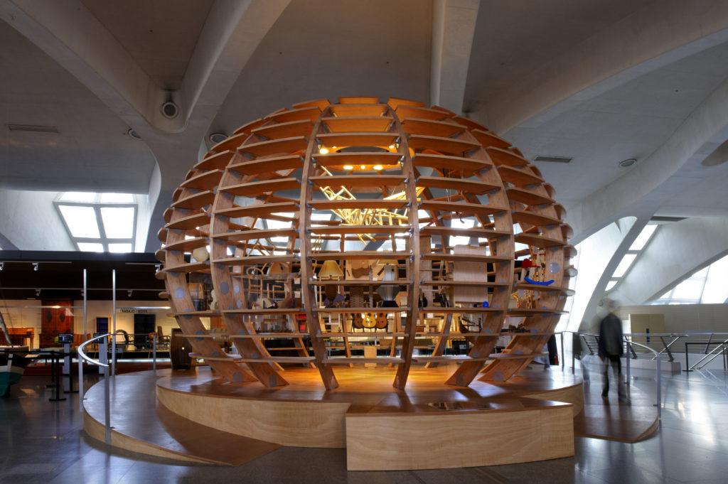Musei – coperture, interni ed esterni