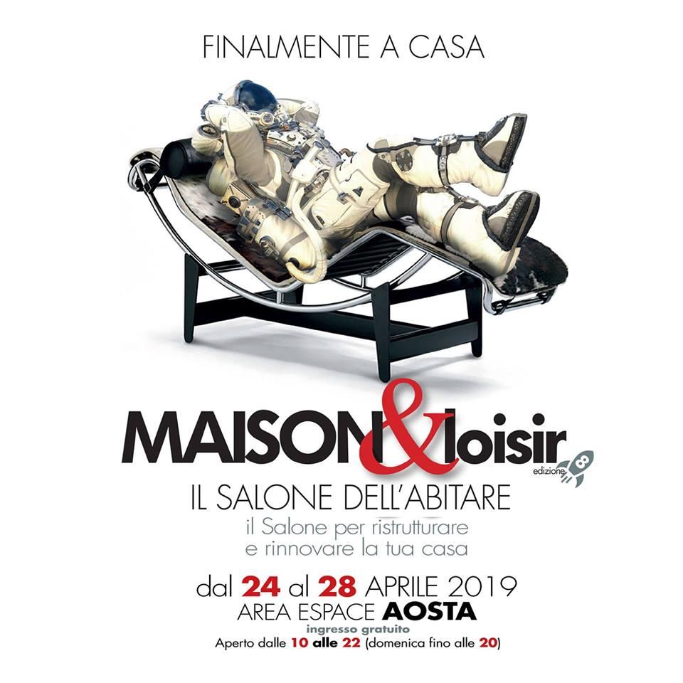 Sistem Costruzioni ad Aosta per Maison&Loisir