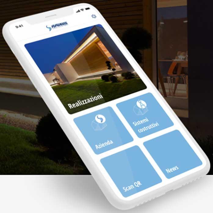 La nuova app di Sistem Costruzioni