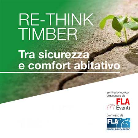 RE-THINK TIMBER – Perugia 28 NOVEMBRE 2019