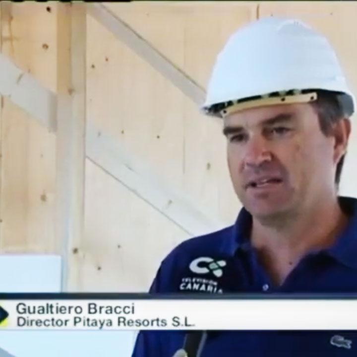"""Il progetto architettonico """"La Dolce Vita"""" su Televisión Canaria"""